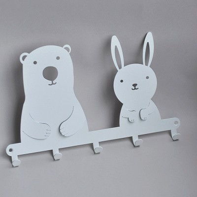 "Вешалка ""Teddy and bunny"""