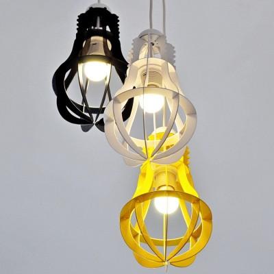"""Тройной светильник """"Эдисон"""""""
