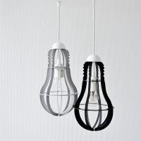 """Двойной светильник """"Эдисон"""""""