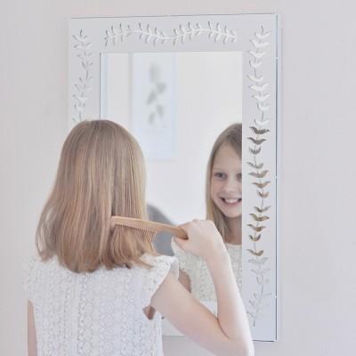 """Зеркало """"Ботаника"""""""