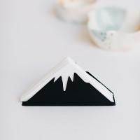 """Салфетница """"Горные вершины"""""""