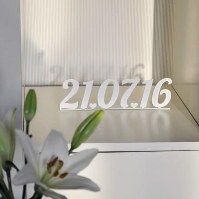 "Подсвечник ""Самая важная дата"""