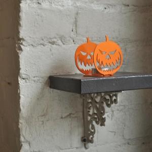 """Подсвечник """"Happy Halloween"""""""