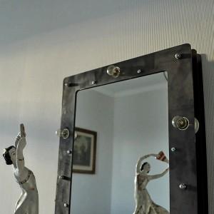 """Зеркало """"Гримерное"""" с подсветкой"""
