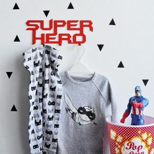"""Вешалка """"Super hero"""""""