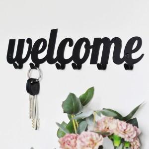 """Ключница """"Welcome"""""""